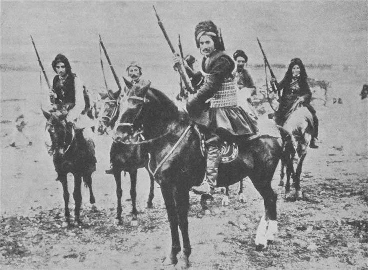 kurdish cavalry
