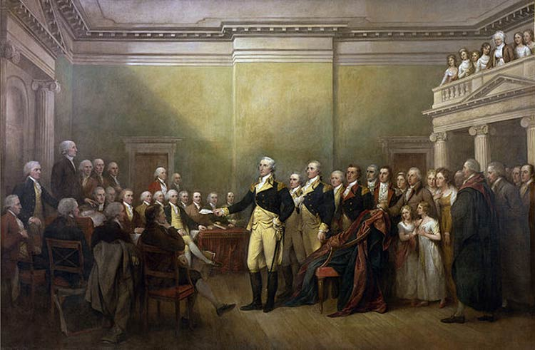 what happened on the revolutionary war