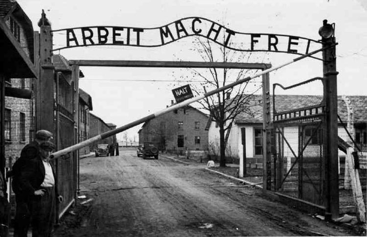 what happened in auschwitz concentration camp