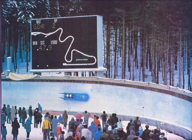 Sarajevo Olympic Games 1984